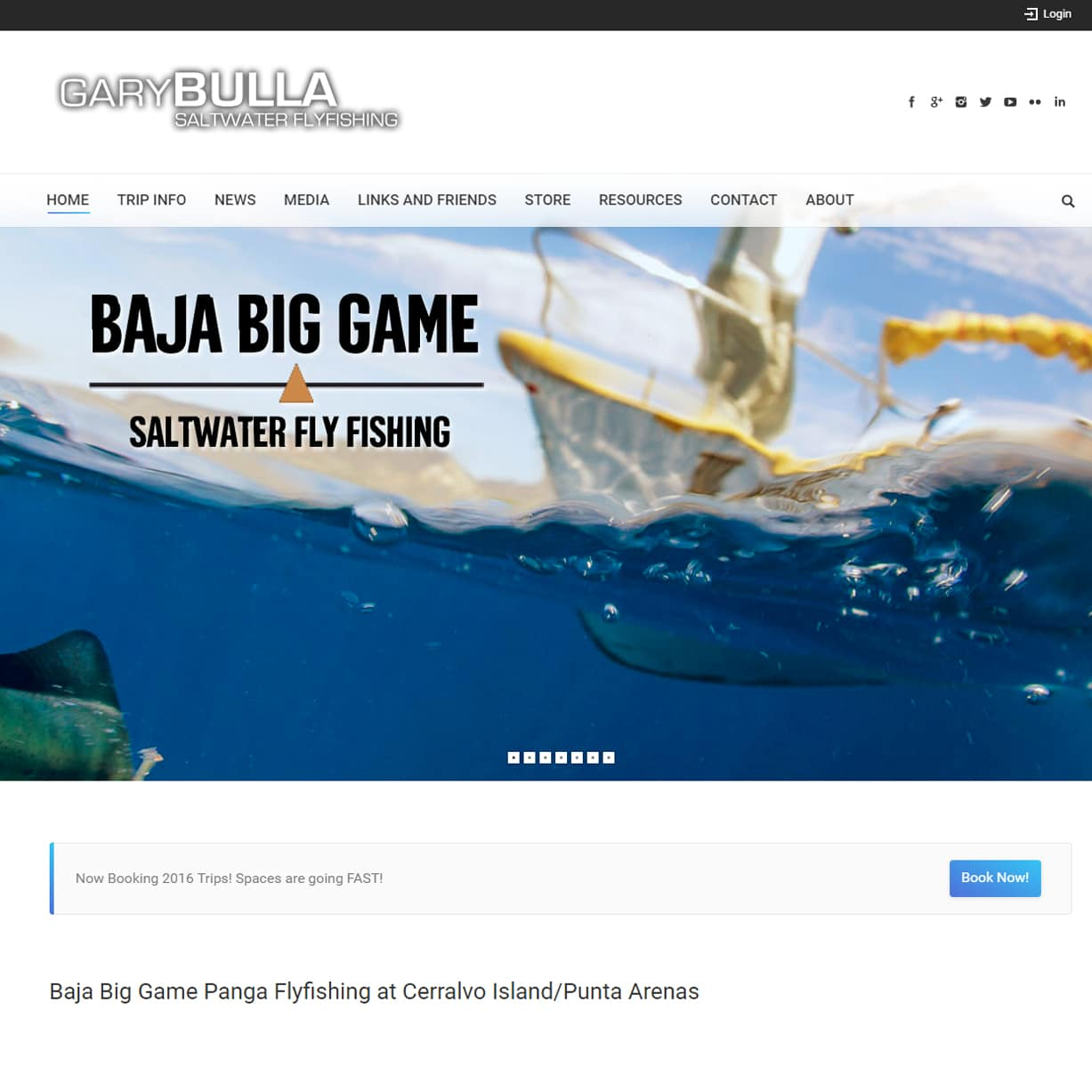 Gary bulla salt water fly fishing i9 studios for Salt water fly fishing