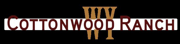 Cottonwood Ranch WY Logo